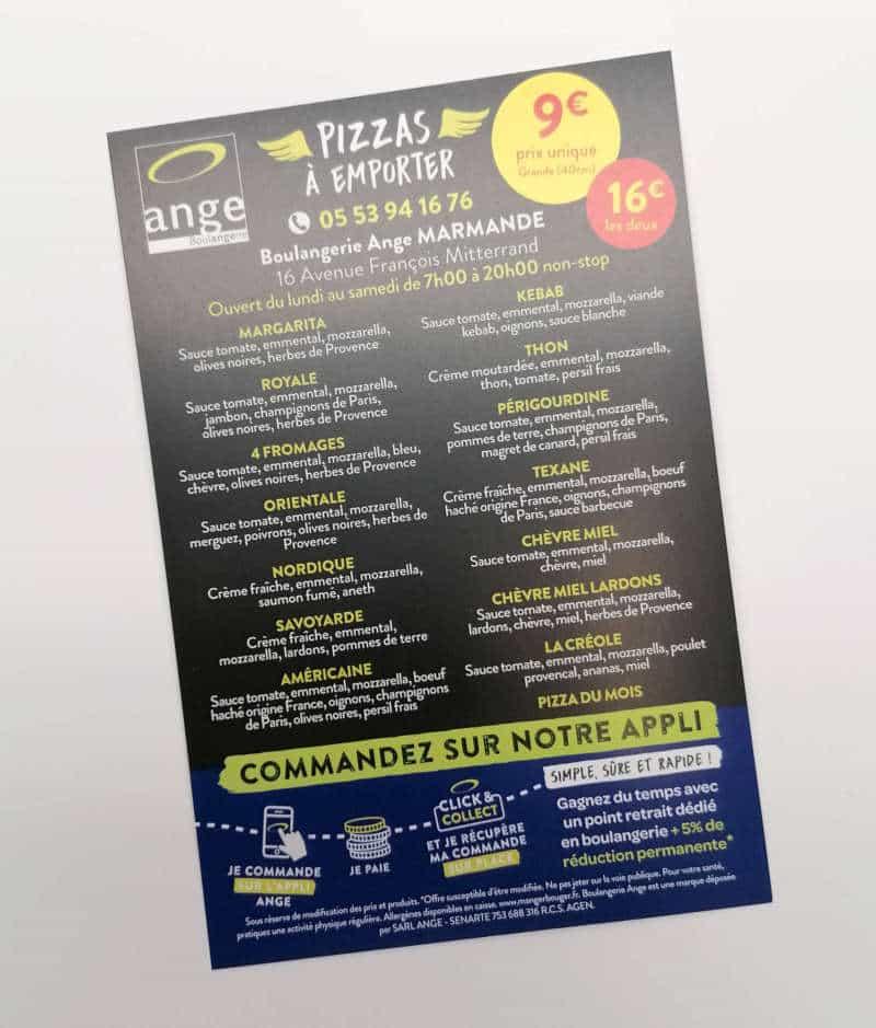 Impression + flyer + Aix en Provence Marseille et Bouches du Rhône
