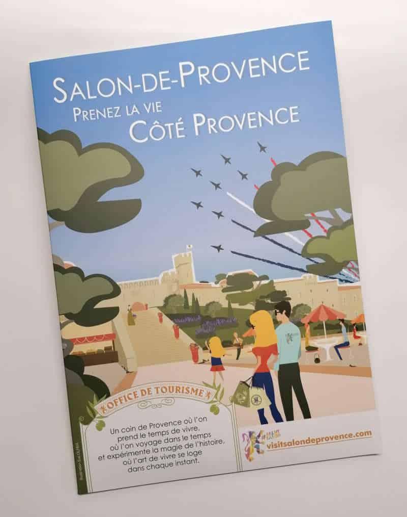 Impression + pochette + Aix en Provence Marseille et Bouches du Rhône